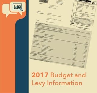Anoka County 2017 Budget and Levy Information