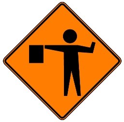 Flagman_Ahead_Image